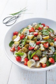 Herzhafter Kartoffelsalat