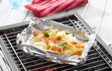 Kartoffelsalat vom Grill