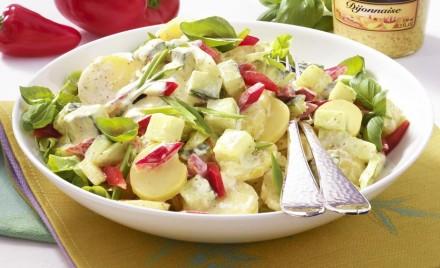 Senf Kartoffelsalat