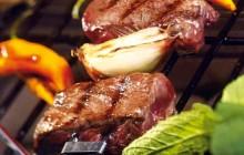 teriyaki steak kebab
